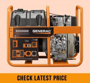 Generac 5000 Watt Generator Review