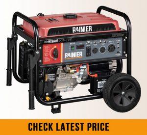 emergency generator for sump pump